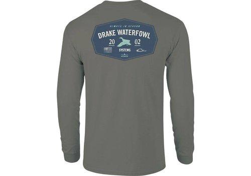 Drake Drake 2002 L/S Grey