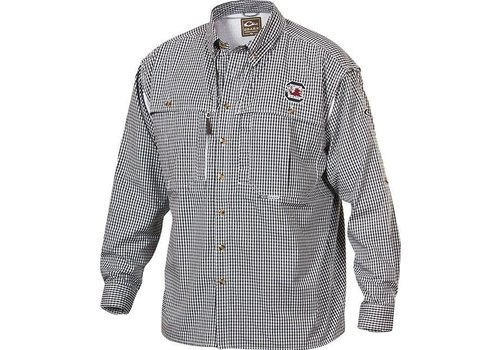 Drake South Carolina Plaid Wingshooter L/S