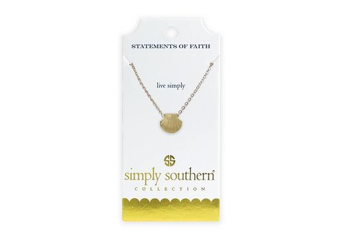 Simply Southern Simply Southern Gold Necklace Simply