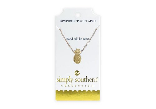 Simply Southern Simply Southern Gold Necklace Standtall