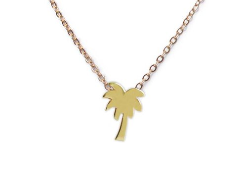 Simply Southern Simply Southern Gold Necklace Sunny