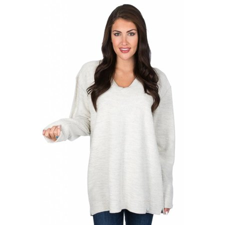 Shaggy Sweater Oatmeal