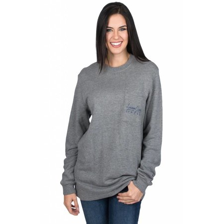 Logo Sweatshirt Grey