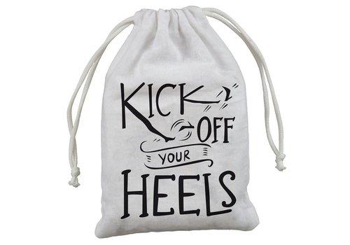"""4-Pack Gift Bags - Kick Off Heels 5"""" x 7.50"""""""