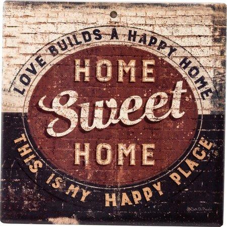 Trivet Home Sweet Home