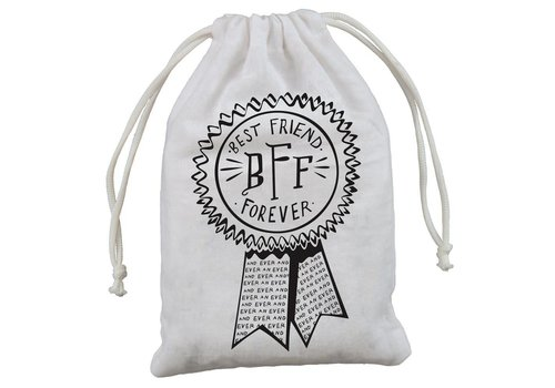 "4-Pack Gift Bags - Best Friends Forever 5"" x 7.50"""