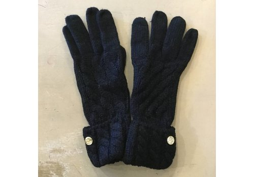 Simply Southern Simply Southern Gloves Black