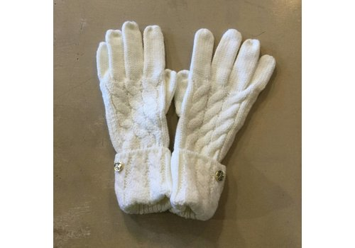 Simply Southern Simply Southern Gloves White