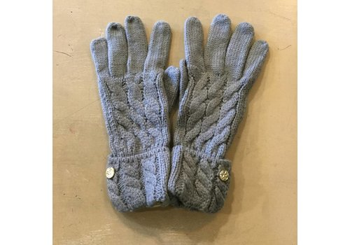 Simply Southern Simply Southern Gloves Grey