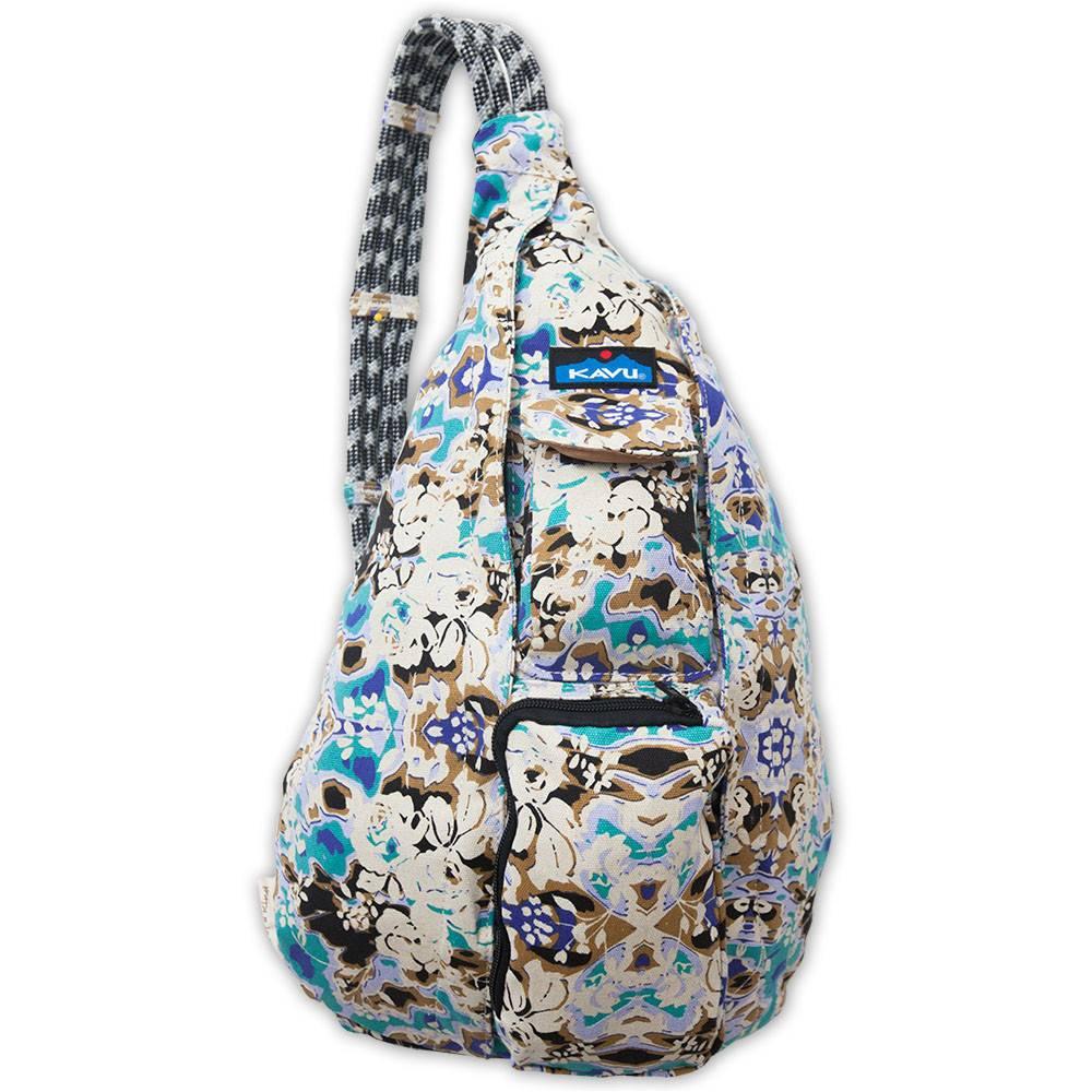 Kavu Rope Bag Limited Edition Midnight Fl
