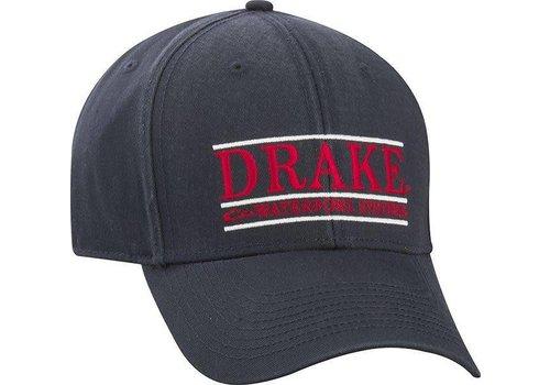 Drake Drake Cap Bar Logo Navy/Red