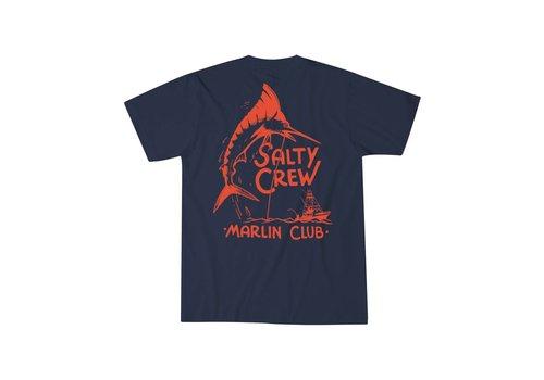 Salty Crew Salty Crew Marlin Club Tee