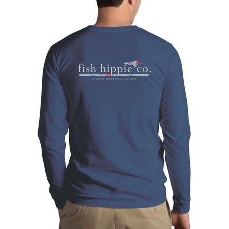 Fish Hippie Hooks L/S