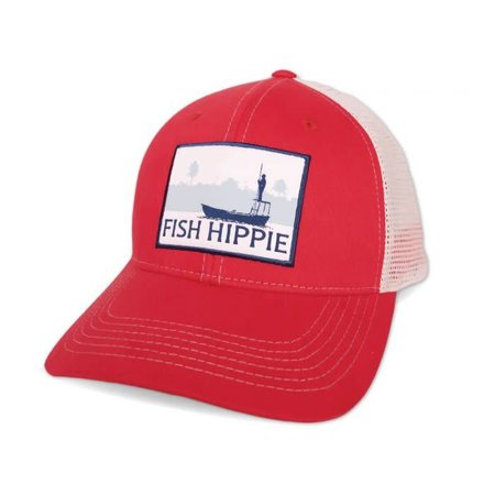 Flats Dream Hat Red