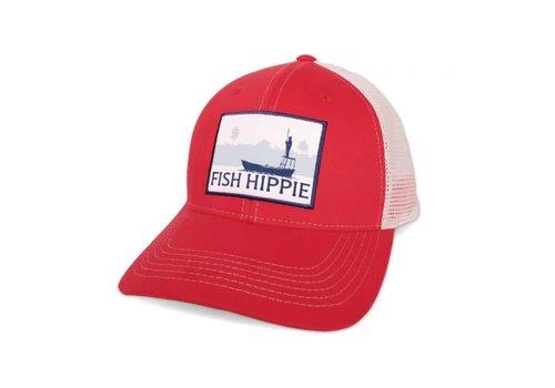 Fish Hippie Fish Hippie Flats Dream Hat Red