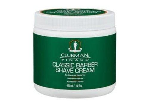 mario Clubman Classic Shave Cream 16oz