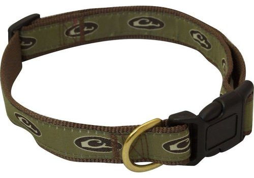 Drake Drake Adjustable Dog Collar Brown