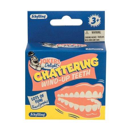 Chattering Teeth W/U