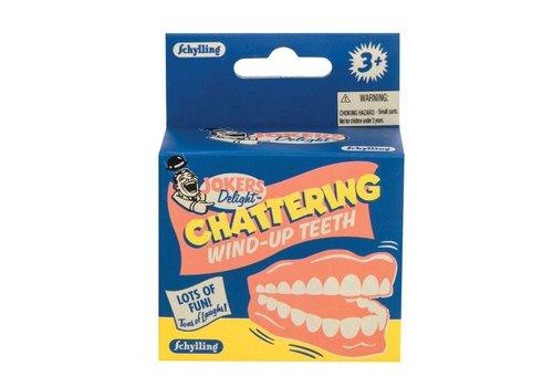 Schylling Chattering Teeth W/U