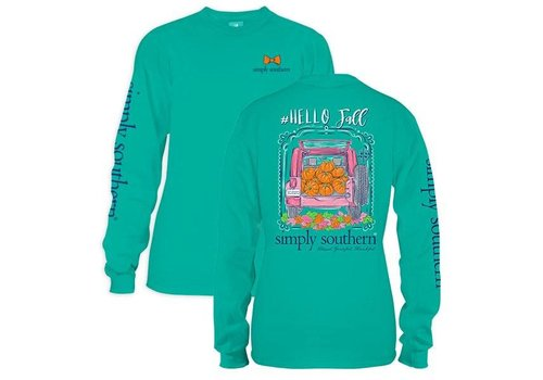 Simply Southern Simply Southern Fall LS T-Shirt