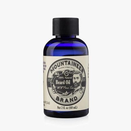 Beard Oil Pine Tar 2oz