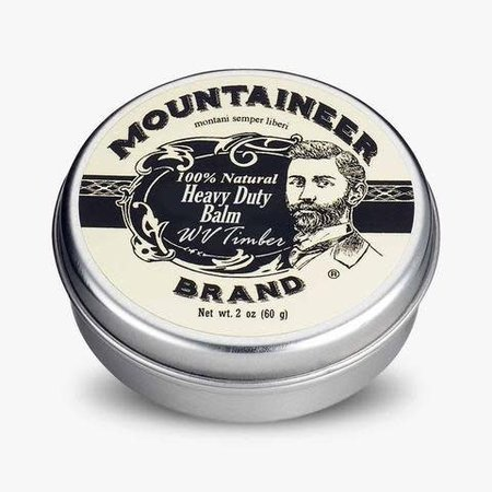 Beard Balm 2oz Timber