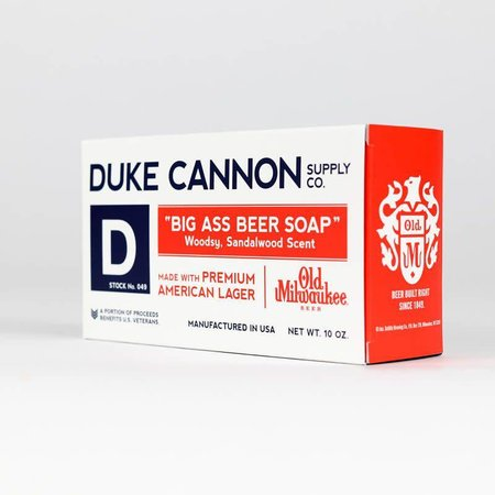 Big Ass Beer Soap