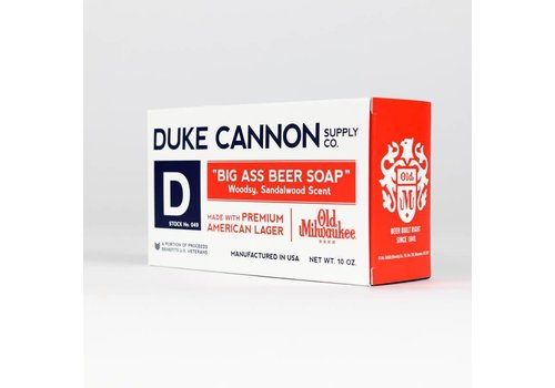 Duke Cannon Duke Cannon Big Ass Beer Soap