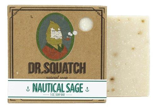 Dr. Squatch Dr. Squatch Gold Moss Nautical Sage Soap