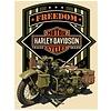 Ande Rooney Harley Davidson Freedom Green