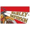Ande Rooney Harley Davidson Headlights Sign