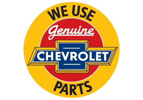 Ande Rooney Chevrolet Only Use GM Parts
