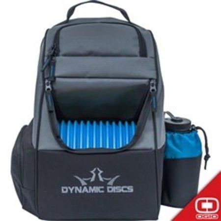 Trooper Backpack Disc Golf Bag Blue