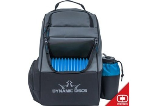 Dynamic Discs Trooper Backpack Disc Golf Bag Blue