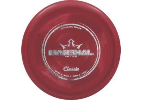 Dynamic Discs Classic Super Soft Marshal 173-176g