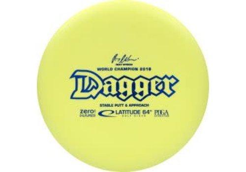 Dynamic Discs Zero Hard Dagger 173-176g