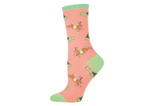 SockSmith Sock Smith Peach Size 9-11