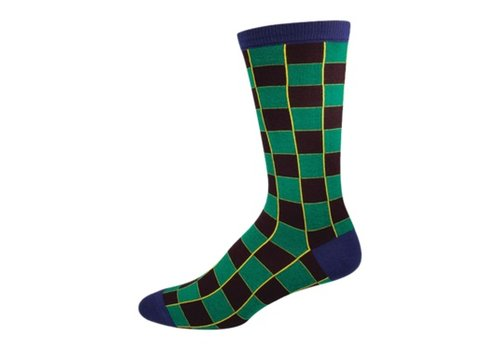 SockSmith Sock Smith Green Size 10-13