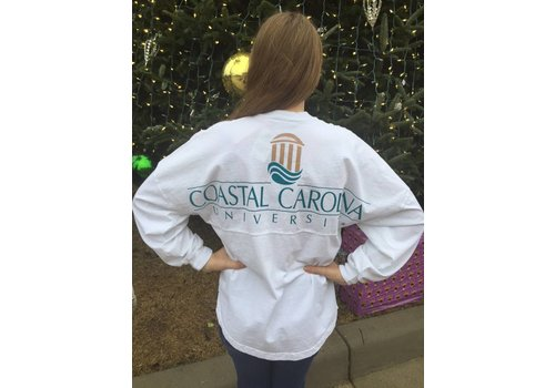 Spirit Jersey Spirit Jersey Coastal Carolina University White
