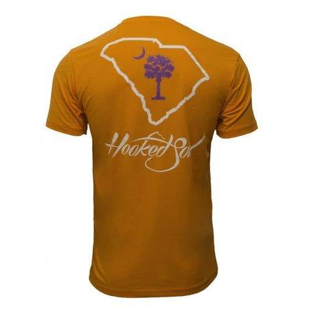 Hooked Soul State of South Carolina Orange