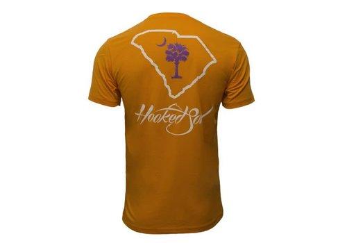 Hooked Soul Hooked Soul State of South Carolina Orange