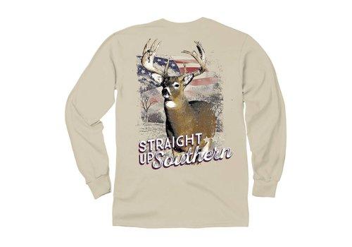 Straight Up Southern Straight Up Southern American Deer LS
