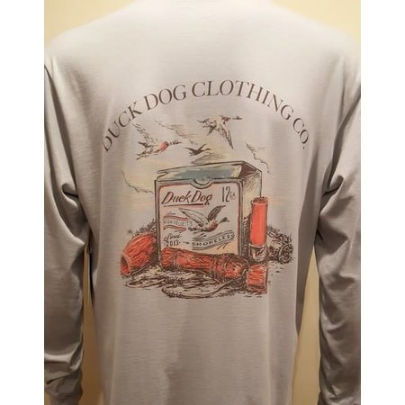 Shells Long Sleeve Silver