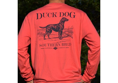 Duck Dog Duck Dog Southern Bred Watermelon L/S
