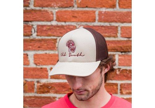 Old South Old South Turkey Trucker Hat Khaki