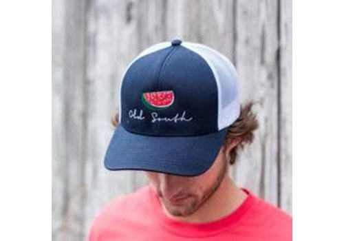 Old South Old South Watermelon Trucker Hat Navy