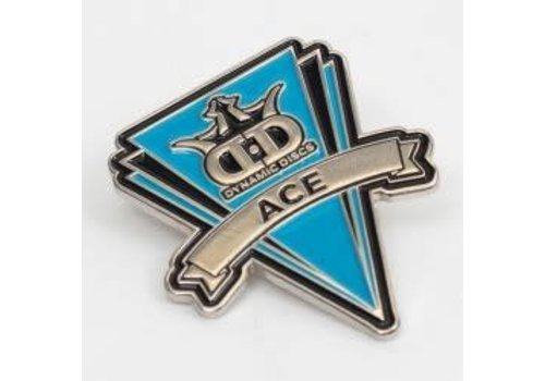 Dynamic Discs Ace Pin