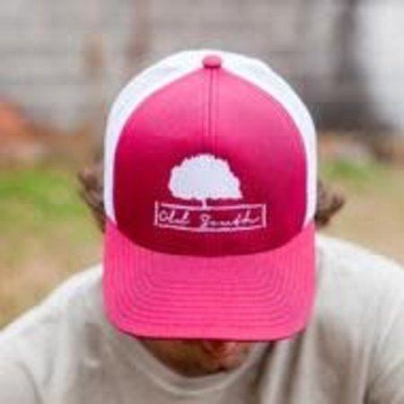 Shade Tree Trucker Hat Cardinal