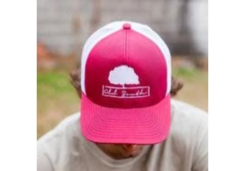 Old South Shade Tree Trucker Hat Cardinal
