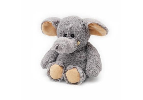 Intelex Elephant Warmies® Microwaveable Cozy Plush